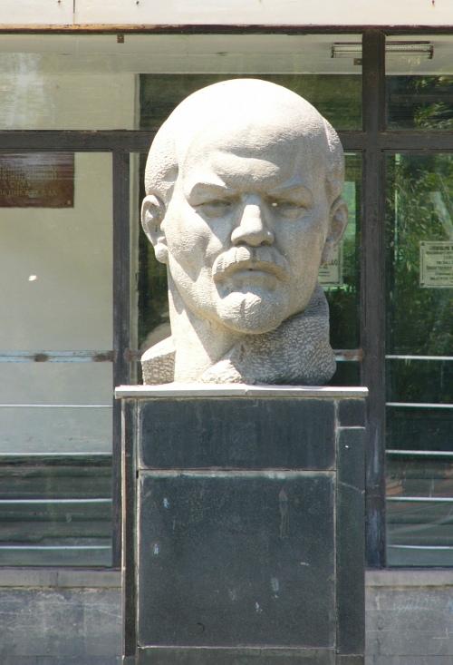 Vladikavkaz_Lenin
