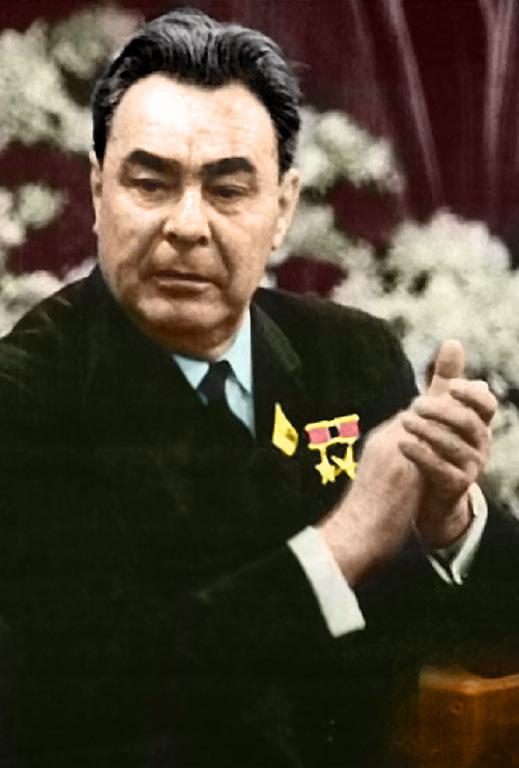 Brezhnev-color