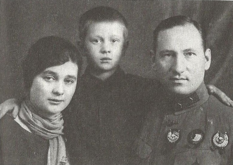Efremov's_family