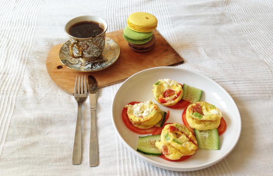 говорим послепраздничный завтрак на двоих фото правда как две