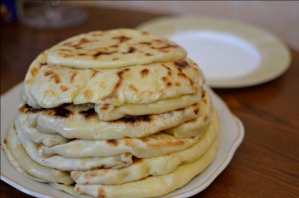 Жареные тоненькие пирожки с картошкой на сухих дрожжах рецепт 171