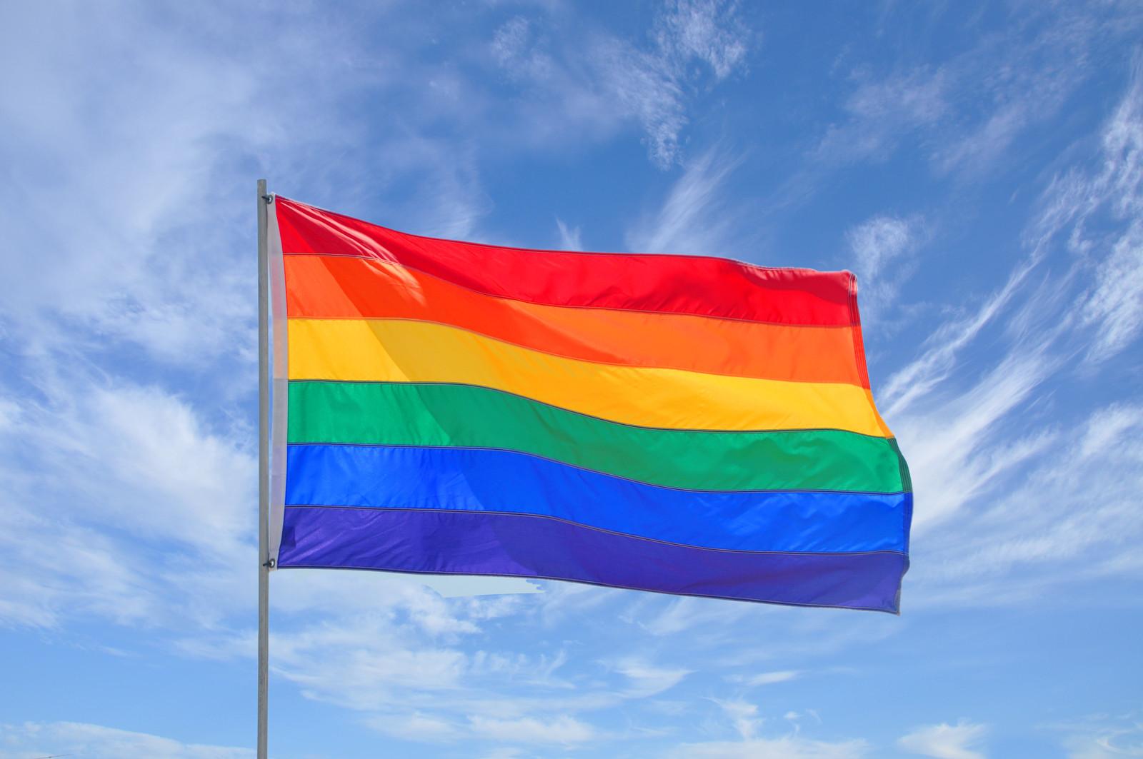 Международный знак гомосексуалистов и лесбиянок