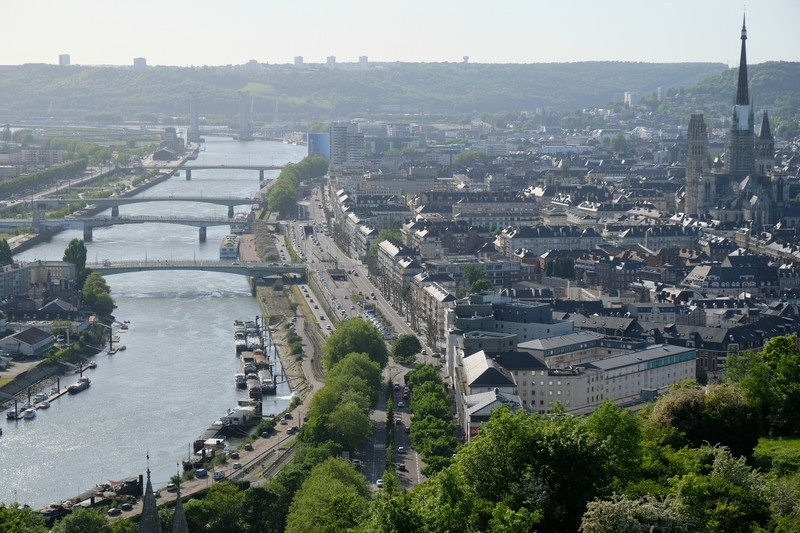 Из Амстердама в Мон-Сен-Мишель и обратно: 5 дней во Франции с максимальной пользой
