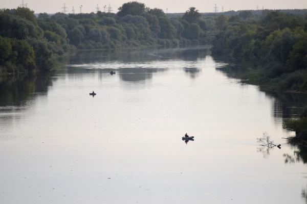 river_morning