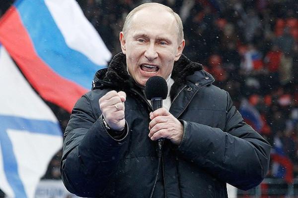 Putin-kloun