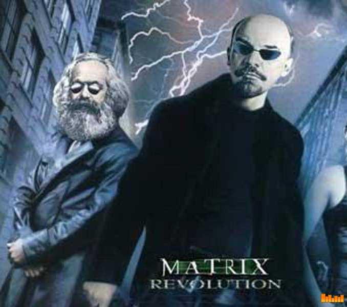 Matrix-lenin-ed