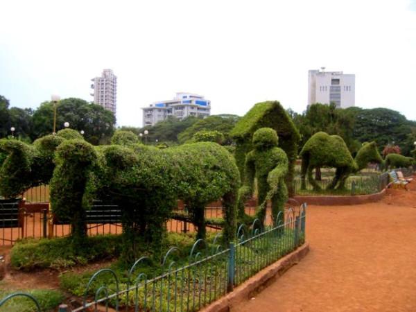 mumbai сади