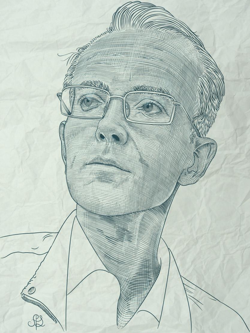 Шеин, портрет