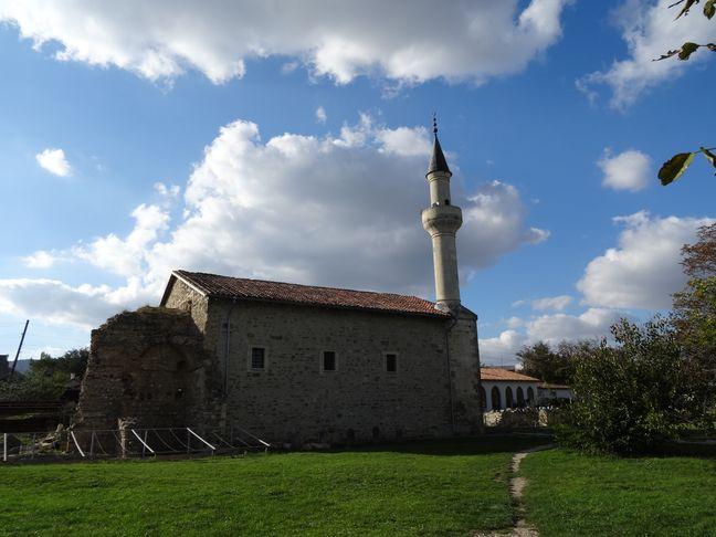 08. Мечеть в Старом Крыму
