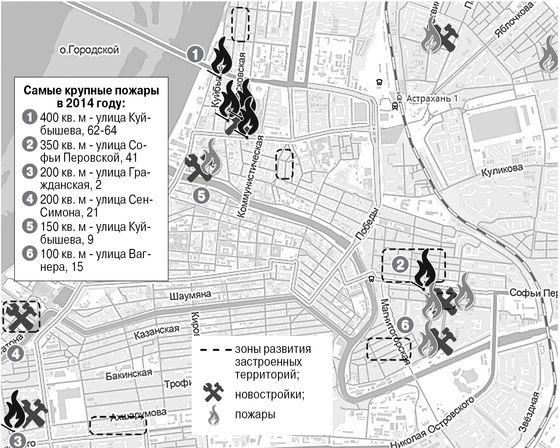 пожары-карта