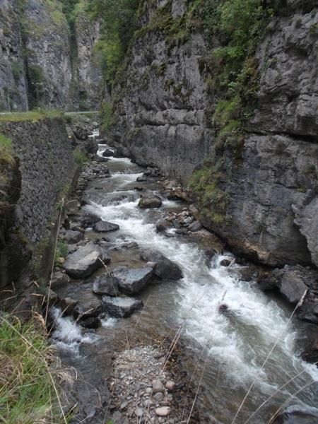 19 Горная река