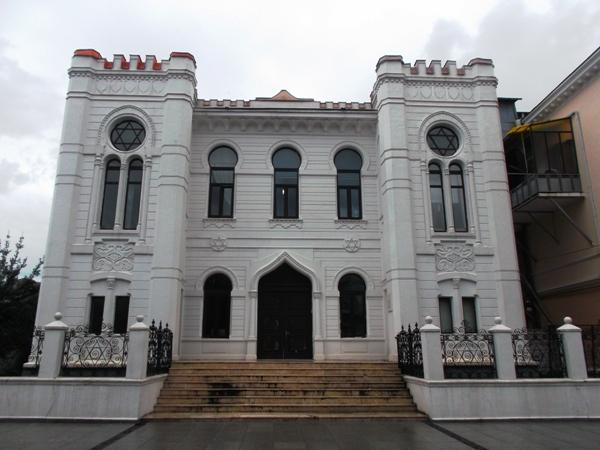 20 синагога