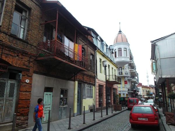 27 старый город