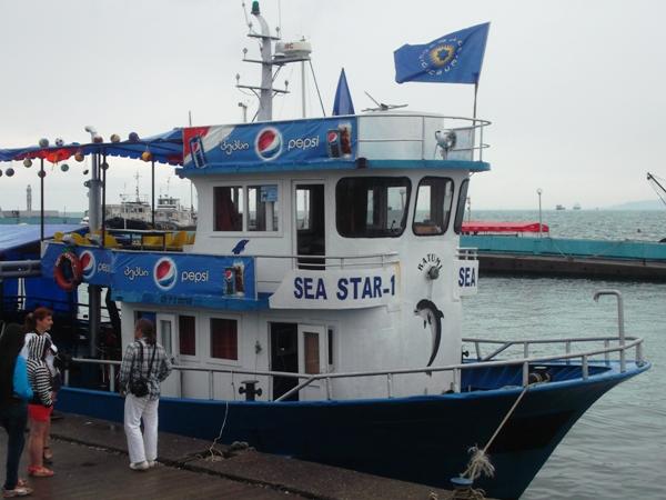 22 бухта корабль