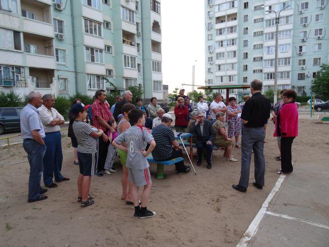 Встреча Бабаевский