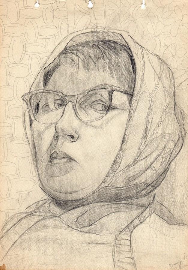 12-Автопортрет