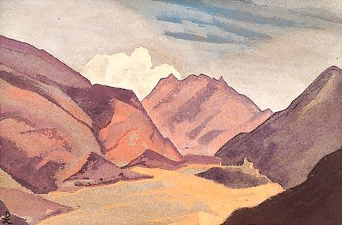 Baltistan._Granica_s_Ladakhom_[1936_g.]