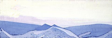 Bogdo-Ul._Morning_[1927]
