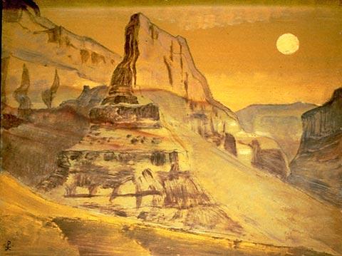 Bolshoi_Kanon,_Arizona_{Eskiz}_[1921_g.]