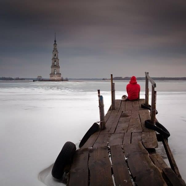 Колокольня во льдах