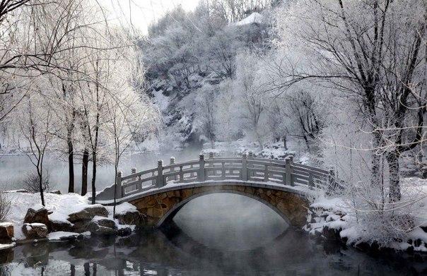 Зимний мост