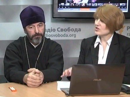 Священник Майдана, Киевская община АПЦ, в эфире Радио Свобода (ВІДЕО)