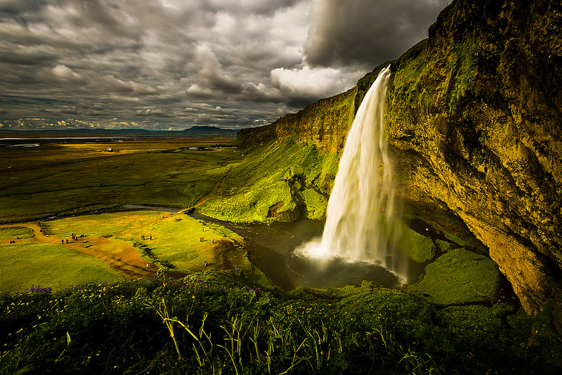 Небо Исландии