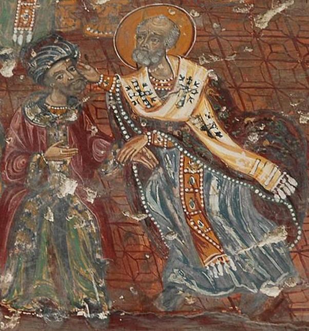 Николай поразил Ария в ланиту