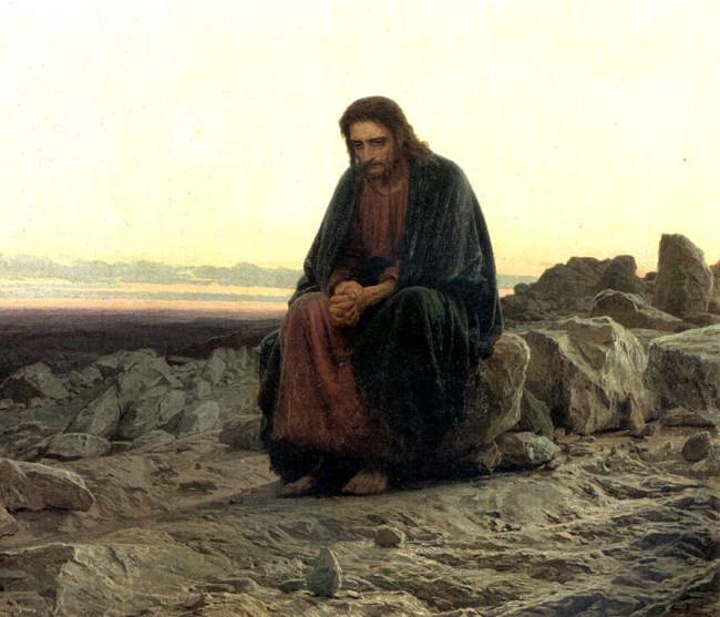 Христос скорбящий