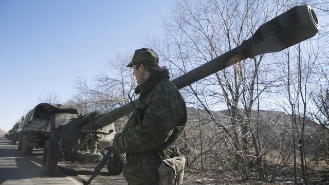 испанец на Донбассе
