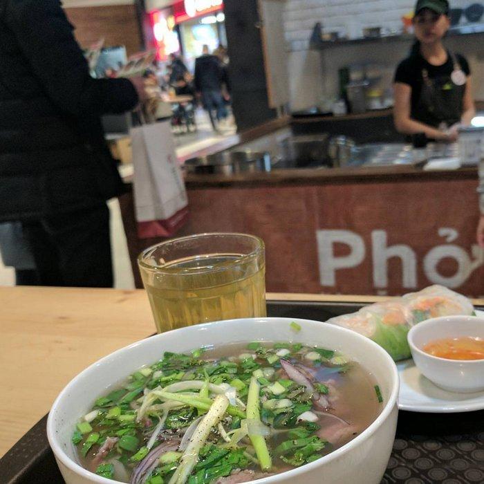 4 места с отличным вьетнамским супом фо-бо в Москве