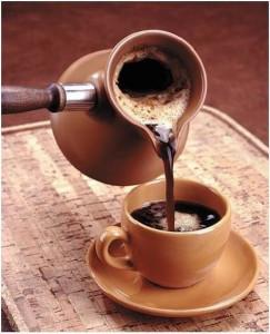 Кофе по турецки.