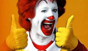 Ronald-McDonald-thumbs-up