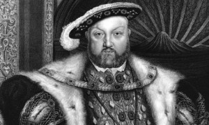 Генрих VIII ввел налог на бороды, но сам носил бороду