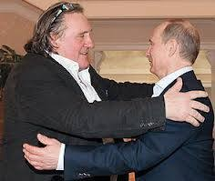 Путин и Жерар