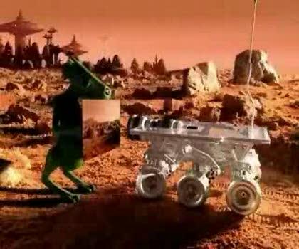 Принтер и марсиане