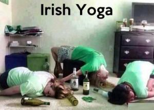 Айриш йога