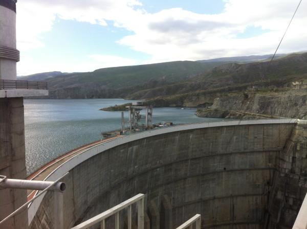 Чиркейская ГЭС Авторская Колонка Олег Чеботарев Туризм