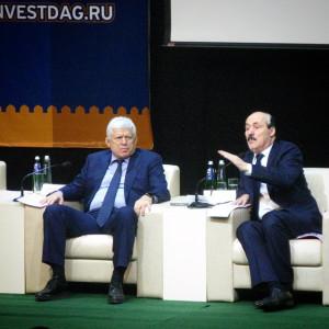 Первый Республиканский форум промышленников и предпринимателей в Махачкале Авторская Колонка Олег Чеботарев