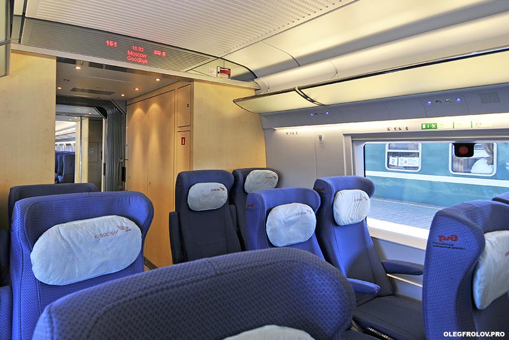 Расписание и билеты на поезд Сапсан Москва Санкт