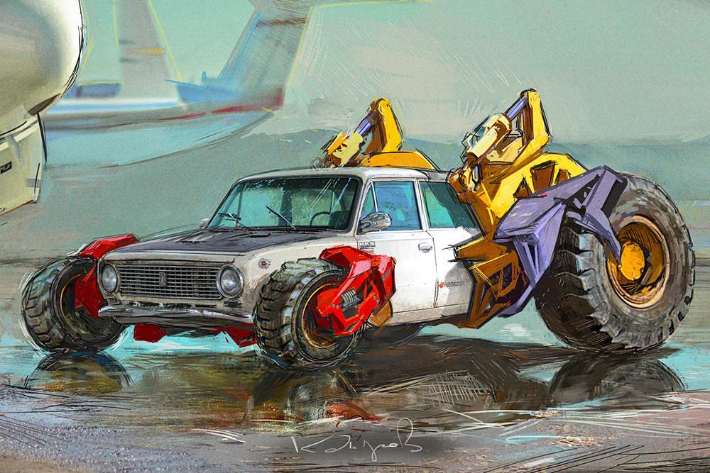 Виртуальный мир автомобильных фантазий от Daniyar Kdyrov (3).jpg