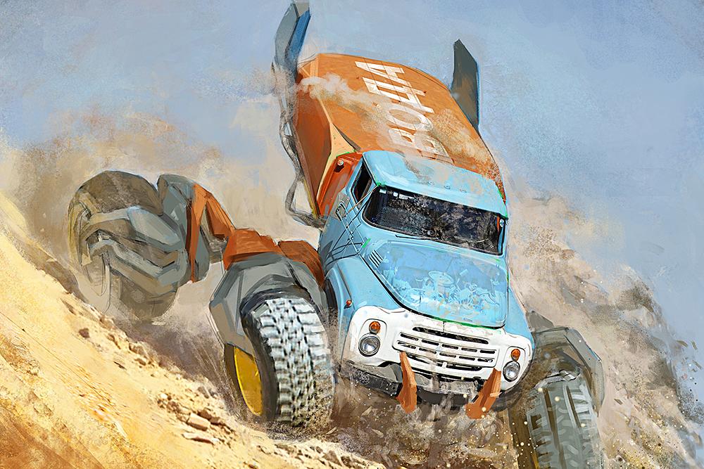 Виртуальный мир автомобильных фантазий от Daniyar Kdyrov (8).jpg