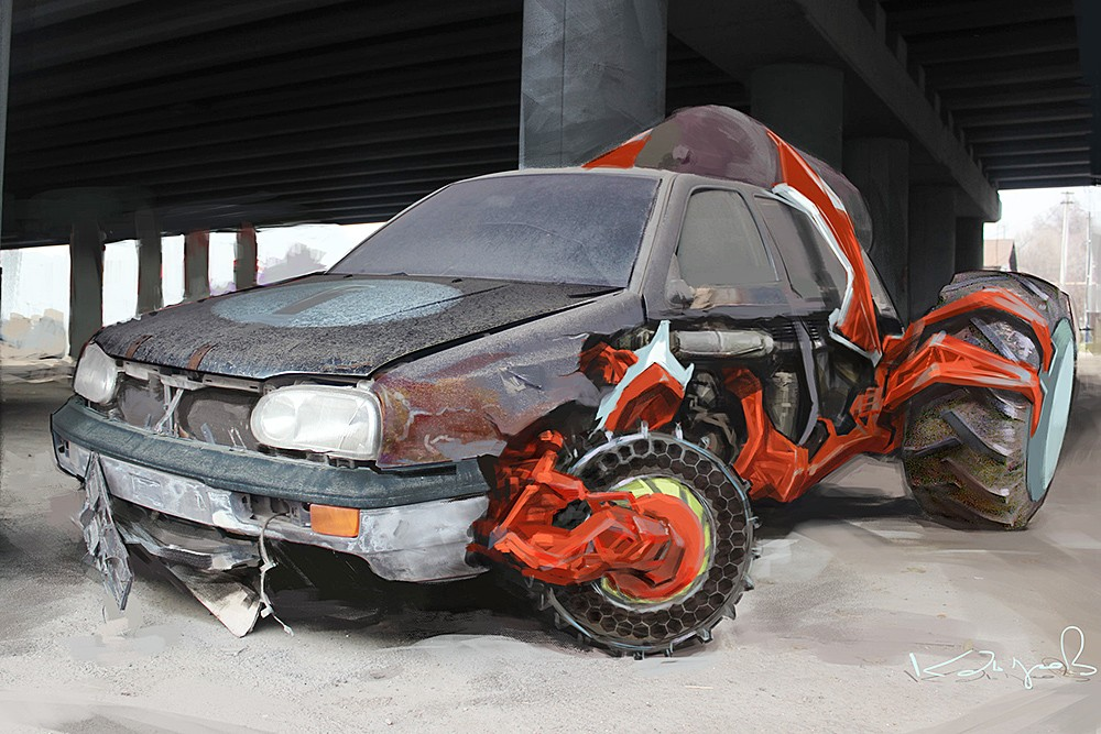 Виртуальный мир автомобильных фантазий от Daniyar Kdyrov (10).jpg