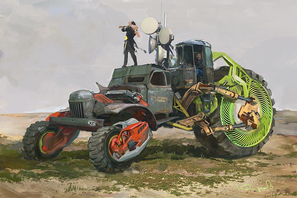 Виртуальный мир автомобильных фантазий от Daniyar Kdyrov (1).jpg
