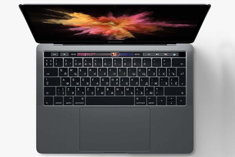 Обзор Apple MacBook Pro  Блог фотографа Олега Фролова  (1).JPG