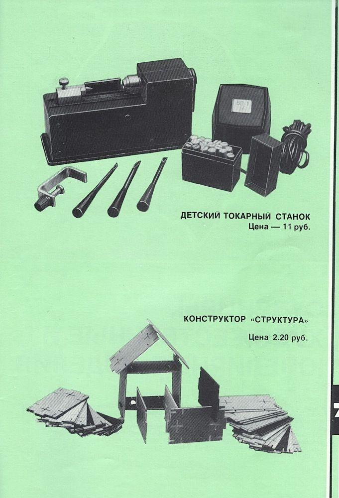 Каталог товаров народного потребления 1981 года. Цены в СССР.  (7)