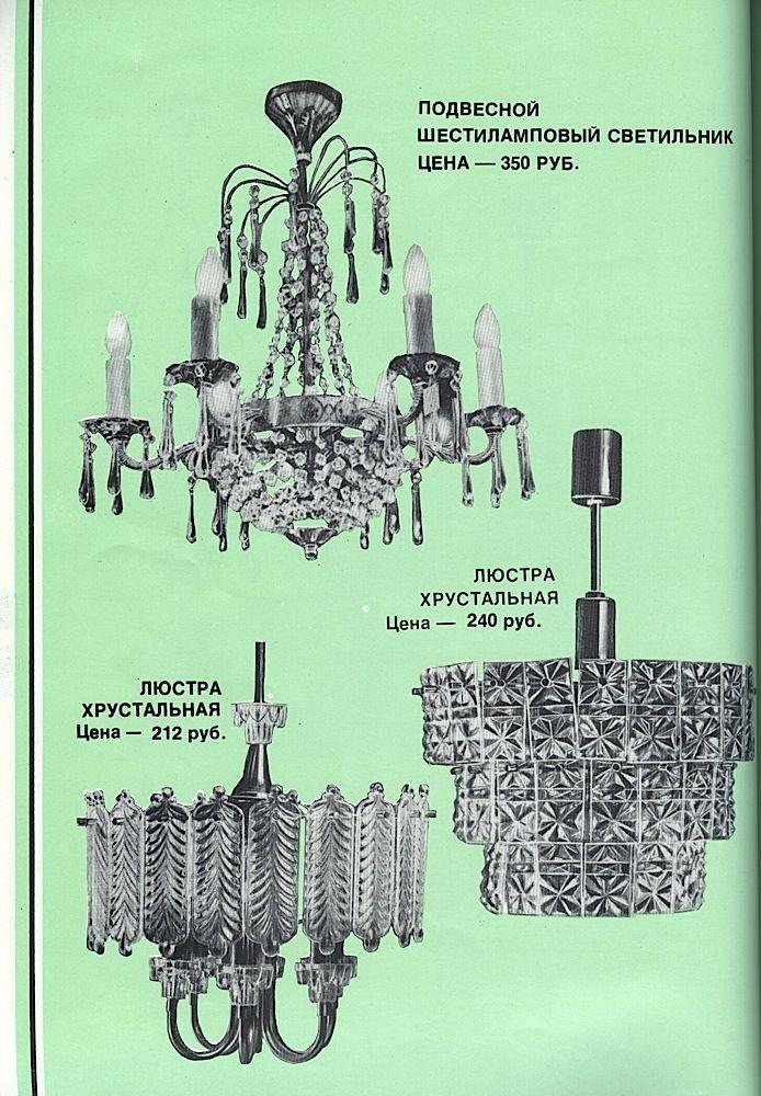 Каталог товаров народного потребления 1981 года. Цены в СССР.  (25)