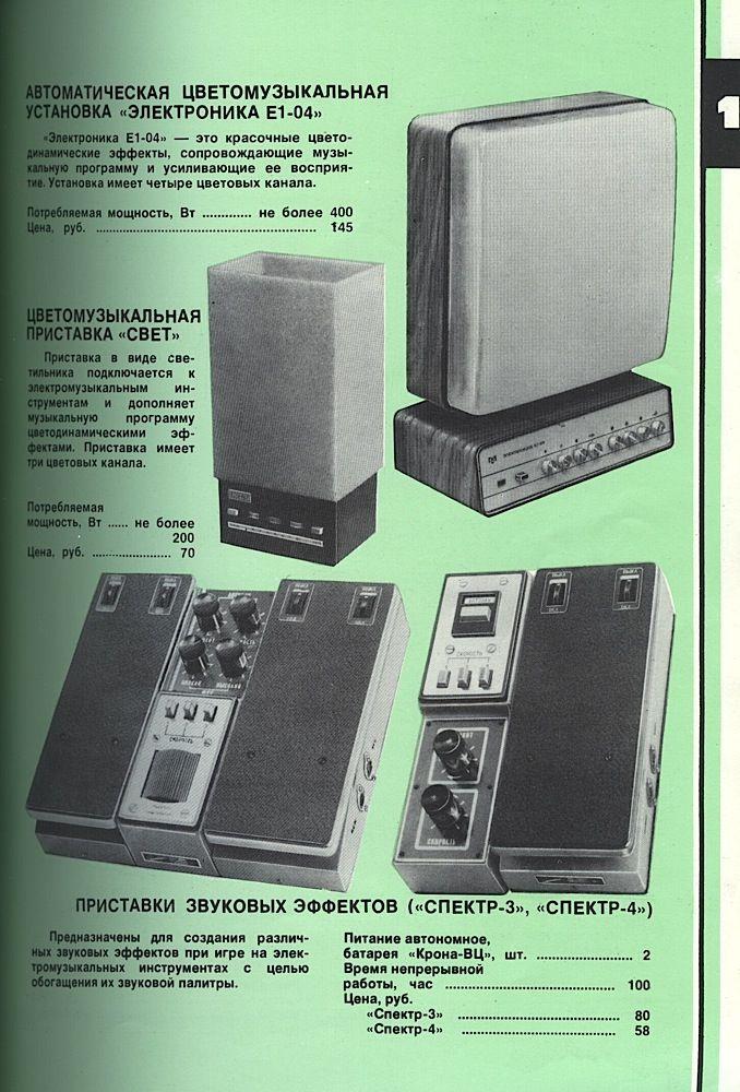 Каталог товаров народного потребления 1981 года. Цены в СССР.  (44)