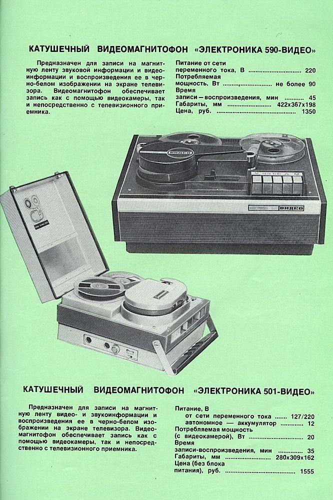 Каталог товаров народного потребления 1981 года. Цены в СССР.  (52)