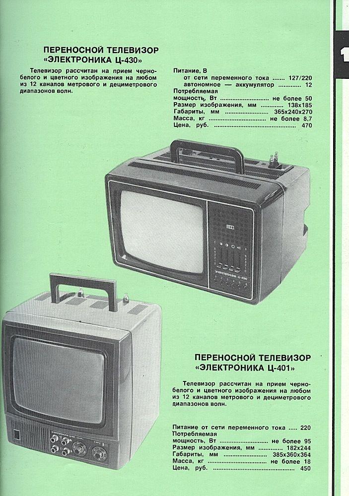 Каталог товаров народного потребления 1981 года. Цены в СССР.  (55)